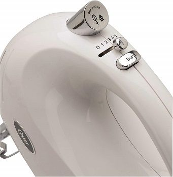 Oster 5 Speed Hand Mixer with Storage Case review