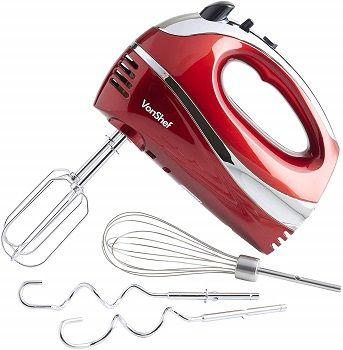VonShef Electric Hand Mixer