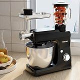5 Best 7 & 8 Quart Stand Mixer Commercial In 2021 Reviews