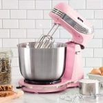 Best 4 Pink Handheld & Stand Mixers For Sale In 2020 Reviews