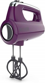 Black And Decker Helix Mixer Purple
