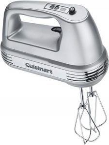 Cuisinart  Power Advantage Plus 9-Speed Handheld Mixer review