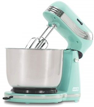 Dash 6 Speed Stand Mixer review