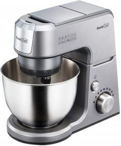 Geek Chef Mini 4-in-1 Stand Mixer
