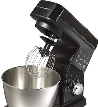 Hamilton Beach 6 Speed Electric Stand Mixer review
