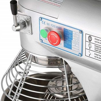 Happybuy Commercial Dough Mixer review