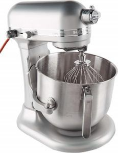 KitchenAid 8-Quart Commercial Countertop Mixer