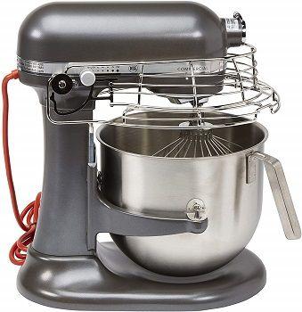 KitchenAid 8-Quart Commercial Countertop Mixer review