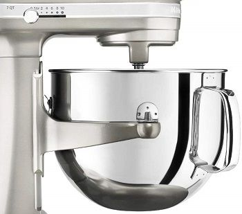 Kitchenaid 7 Qt Mixer review