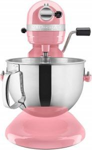 Kitchenaid Professional 600 Pink review