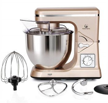 Murenking Stand Mixer 5-Qt With Accessories review