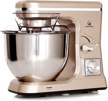Murenking Stand Mixer 5-Qt With Accessories