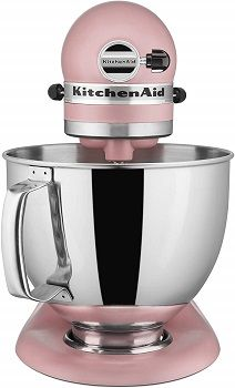 Pink Kitchenaid Stand Mixer review