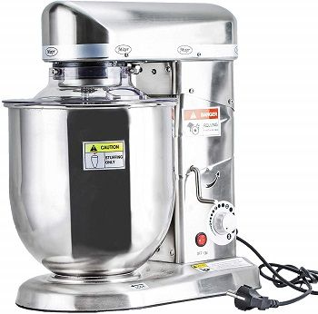 Professional 10 Liters Electric Stand Food Mixer