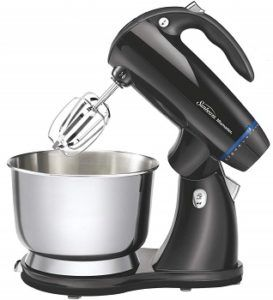 Sunbeam 350-Watt MixMaster Stand Mixer with Dough Hooks review