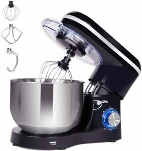 YOURLITE Stand Mixer With 6 Quart Stainless Steel Bowl