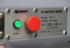 Black Diamond 120V 10 Qt. Planetary Mixer review