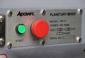 Black Diamond 120V 10 Qt. Planetary Mixer review