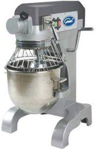 General Commercial Planetary Mixer 10 Quart