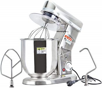 Professional 10 Liters Electric Stand Food Mixer Blender review